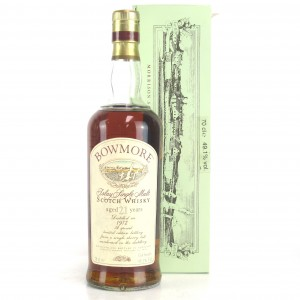 Bowmore 1972 21 Year Old