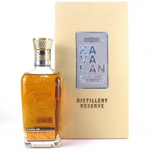 Kavalan Distillery Reserve 30cl / Peaty Cask 55%