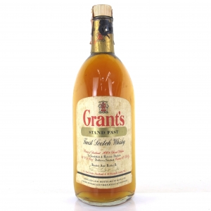 Grant's Stand Fast 40 Fl. Ozs. 1960s / US Import