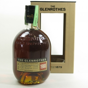 Glenrothes 1988 19 Year Old