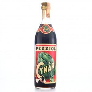 Pezziol Cynar Artichoke Liqueur 1 Litre 1960s
