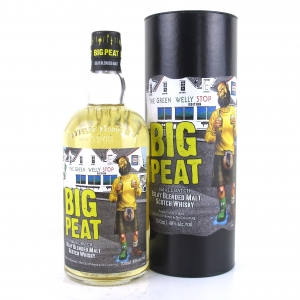 Big Peat Green Welly Stop Edition