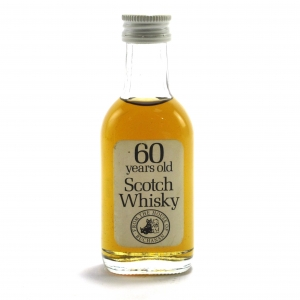 Royal Brackla 1924 60 Year Old Miniature 5cl