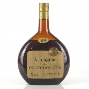 Dupeyron 1934 Armagnac du Collectionneur