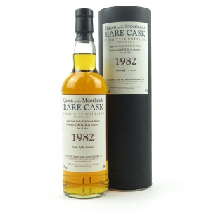 Caol Ila 1982 Queen Of The Moorlands Single Cask