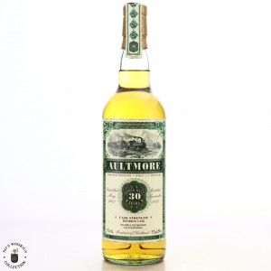 Aultmore 1982 Jack Wiebers 30 Year Old / Old Train Line