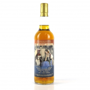 Dailuaine 1976 The Whisky Agency 35 Year Old Romantiques