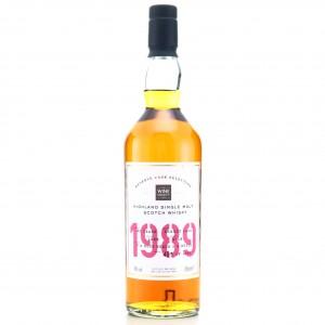 Highland Single Malt 1989 The Wine Society 30 Year Old