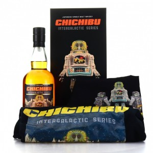 Chichibu 2011 Single Belgian Stout Cask #4549 / Intergalactic Edition 2 - with T Shirt & Tote Bag