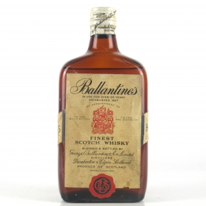 Ballantine's Finest Scotch Whisky 1950s
