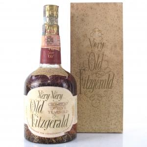 Old Fitzgerald 1955 Bonded 12 Year Old / Stitzel Weller
