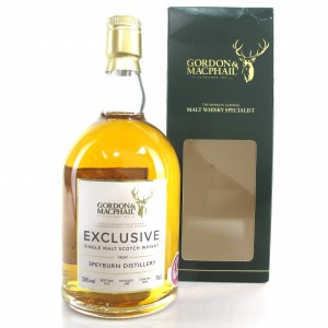 Speyburn 1989 Gordon and MacPhail Single Cask / Spirit of Speyside 2012