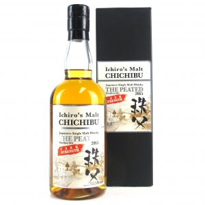 Chichibu 2011 The Peated / Cask Strength