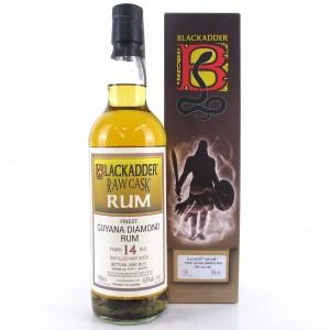 Diamond 2003 Blackadder 14 Year Old Guyana Rum