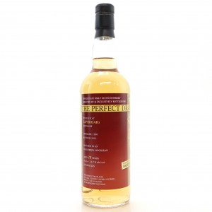 Laphroaig 1990 Whisky Agency 20 Year Old / The Perfect Dram - Sweden Exclusive