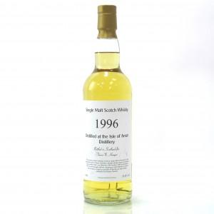 Arran 1996 Single Sherry Cask #1642 / Private Bottling
