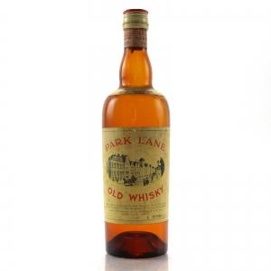 Park Lane Old Whisky 1960s