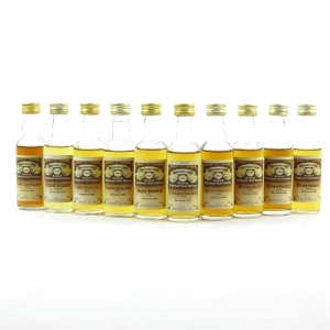 Gordon and MacPhail Minature Collection 10 x 5cl