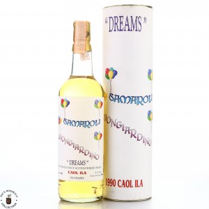 Caol Ila 1990 Samaroli & Moon Import / Dreams