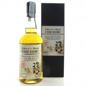 Chichibu 2010 Ichiro's Malt The Peated / 2013 Release