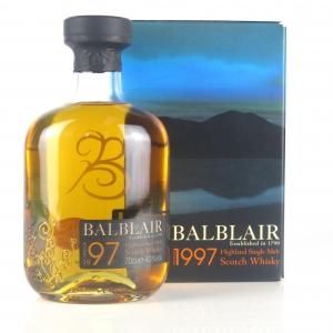 Balblair 1997 1st Edition