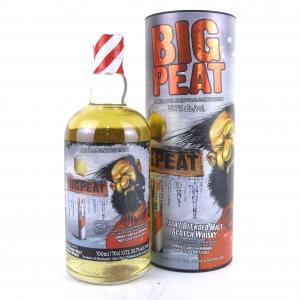 Big Peat Christmas Cask Strength 2014 Edition