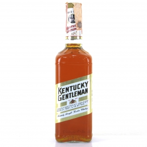 Kentucky Gentleman Kentucky Straight Bourbon 1960s