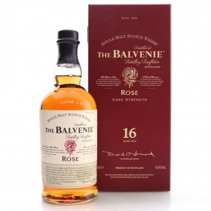Balvenie Rose 16 Year Old / First Edition 53.4%