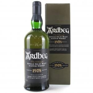 Ardbeg 1978 / 1998 Release