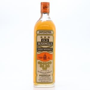 Bushmills Irish Whiskey circa 1970s