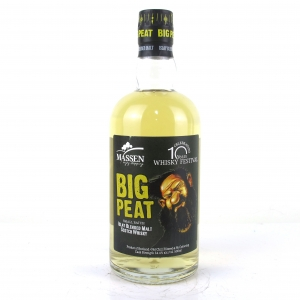 Big Peat 10 Years Massen Whisky Festival 50cl