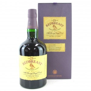 Redbreast 1991 All Sherry Single Cask 25 Year Old / 60th Anniversary of LMDW