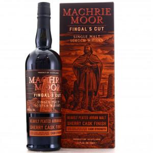 Arran Machrie Moor Fingal's Cut Sherry Cask Finish