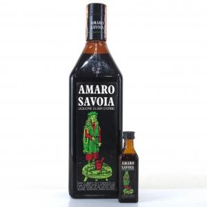 Averna Amaro Siciliano 1 Litre 1980s / Including Mini