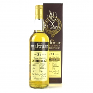 Ardbeg 1994 Maltman 21 Year Old