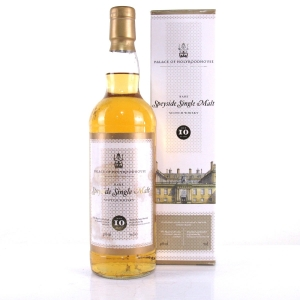 Palace of Holyroodhouse 10 Year Old Speyside Single Malt