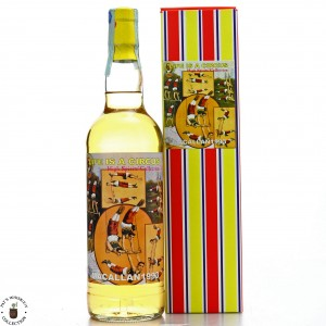 Macallan 1993 High Spirits 21 Year Old / Life is a Circus