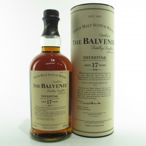 Balvenie 17 Year Old Sherry Oak First Edition