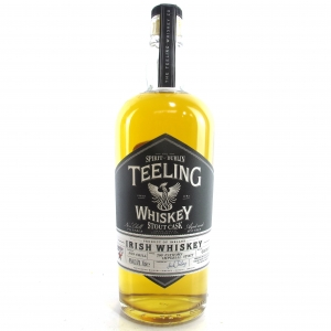 Teeling Stout Cask Finish / Galway Brewery