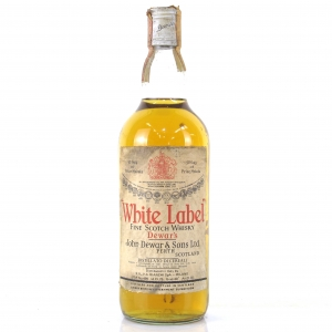 Dewar's White Label 1970s