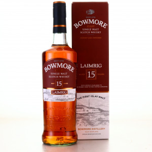Bowmore Laimrig 15 Year Old Batch #4