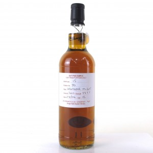 Springbank 2007 Duty Paid Sample 10 Year Old / Fresh Sherry Butt