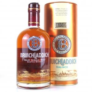 Bruichladdich 1990 Valinch 'Flora McBabe'