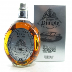 Dimple 15 Year Old 75cl / UDV Leven Silver Anniversary 1978-1998