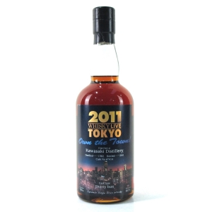 Kawasaki 1982 Single Cask #7414 Whisky Live Tokyo / Own The Town