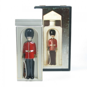 Second to None Beefeater Decanter Front