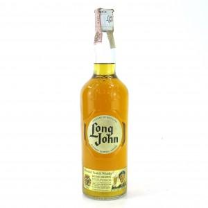 Long John Scotch Whisky 1960s