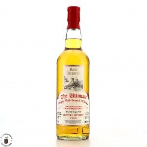 Speyside Single Malt 1969 The Ultimate 41 Year Old Rare Reserve