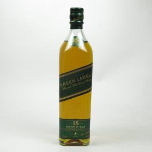Johnnie Walker Green Label 15 Year Old