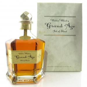 Nikka Grand Age Art of Blend 66cl